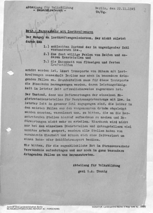 Landesarchiv Berlin, C Rep. 120 Nr. 515/1, Bl. 2