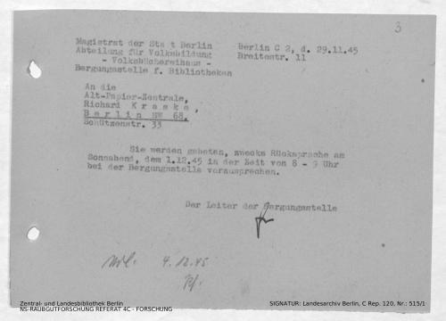 Landesarchiv Berlin, C Rep. 120 Nr. 515/1, Bl. 3