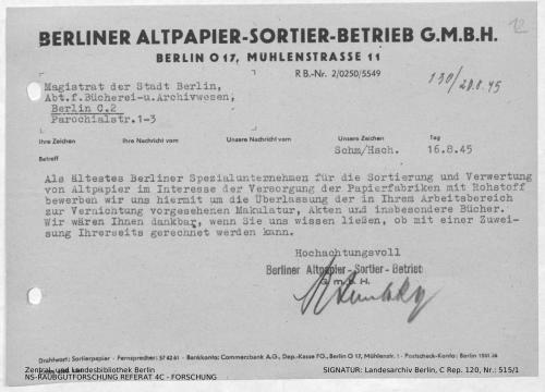 Landesarchiv Berlin, C Rep. 120 Nr. 515/1, Bl. 12