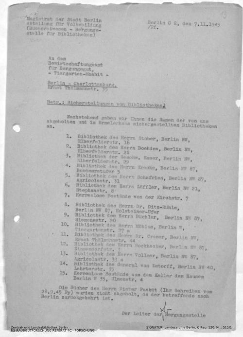 Landesarchiv Berlin, C Rep. 120 Nr. 515/1, Bl. 13