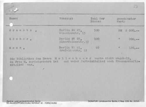 Landesarchiv Berlin, C Rep. 120 Nr. 515/1, Bl. 23