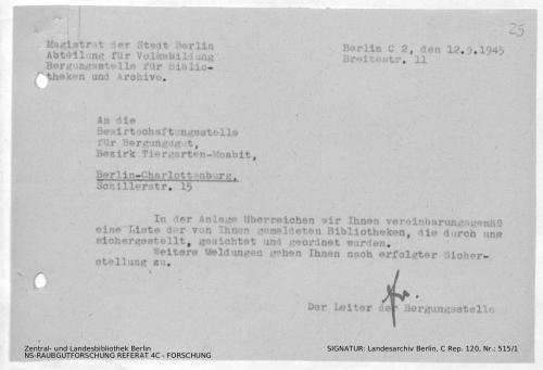 Landesarchiv Berlin, C Rep. 120 Nr. 515/1, Bl. 25