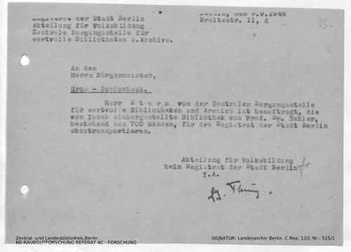 Landesarchiv Berlin, C Rep. 120 Nr. 515/1, Bl. 33