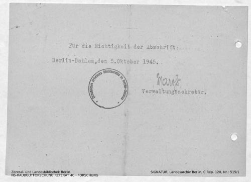 Landesarchiv Berlin, C Rep. 120 Nr. 515/1, Bl. 41