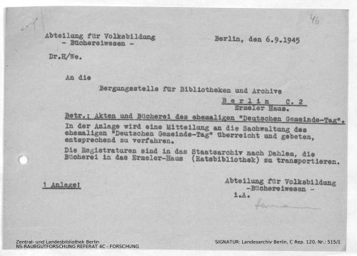 Landesarchiv Berlin, C Rep. 120 Nr. 515/1, Bl. 46