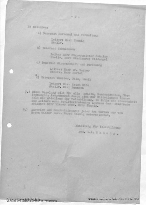 Landesarchiv Berlin, C Rep. 120 Nr. 515/1, Bl. 54