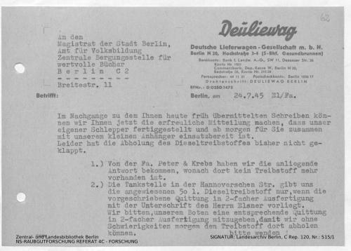 Landesarchiv Berlin, C Rep. 120 Nr. 515/1, Bl. 62