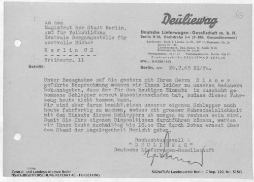 Landesarchiv Berlin, C Rep. 120 Nr. 515/1, Bl. 63