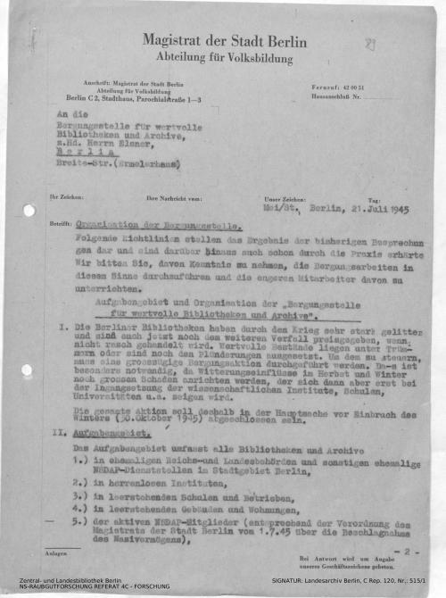 Landesarchiv Berlin, C Rep. 120 Nr. 515/1, Bl. 89
