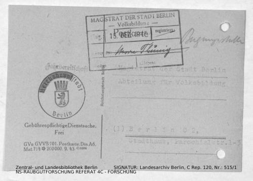 Landesarchiv Berlin, C Rep. 120 Nr. 515/1, Bl. 96