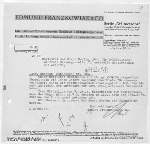 Landesarchiv Berlin, C Rep. 120 Nr. 515/1, Bl. 98