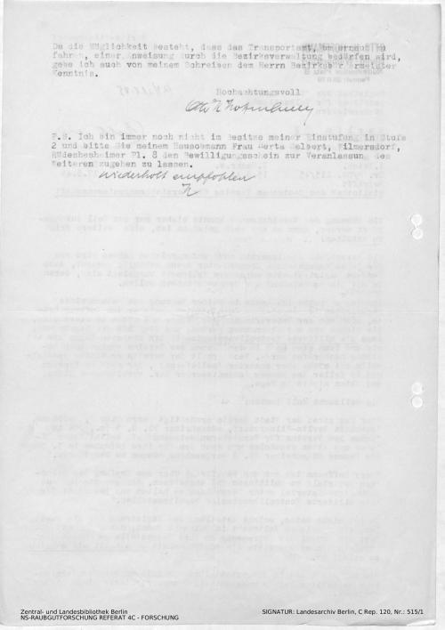 Landesarchiv Berlin, C Rep. 120 Nr. 515/1, Bl. 116