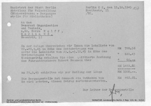 Landesarchiv Berlin, C Rep. 120 Nr. 515/1, Bl. 137