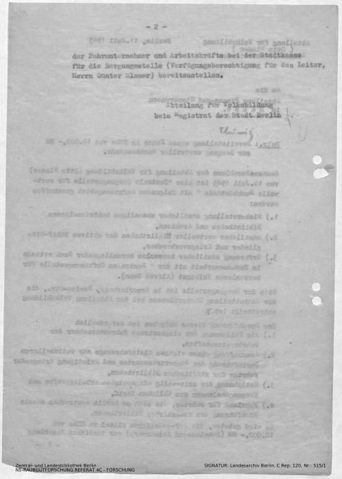 Landesarchiv Berlin, C Rep. 120 Nr. 515/1, Bl. 152
