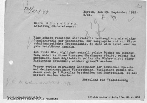Landesarchiv Berlin, C Rep. 120 Nr. 515/1, Bl. 161