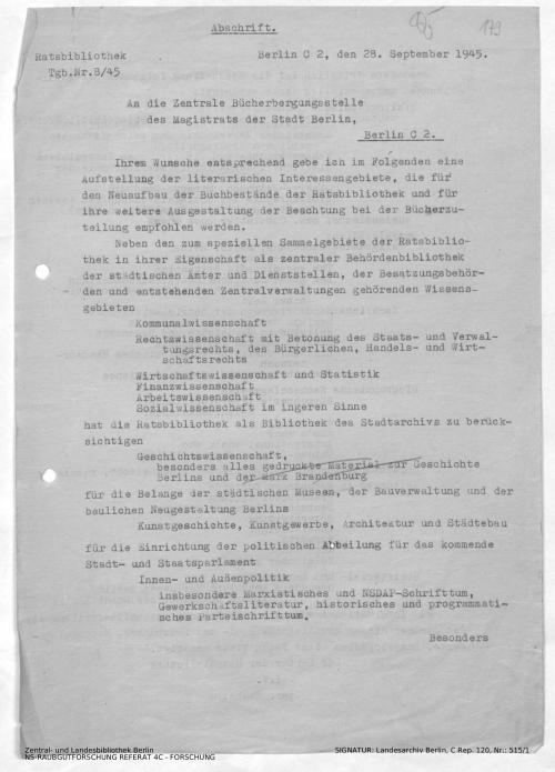 Landesarchiv Berlin, C Rep. 120 Nr. 515/1, Bl. 179