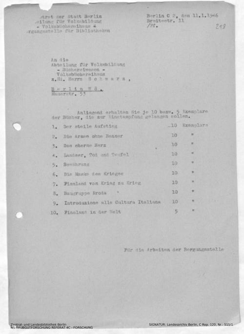 Landesarchiv Berlin, C Rep. 120 Nr. 515/1, Bl. 218