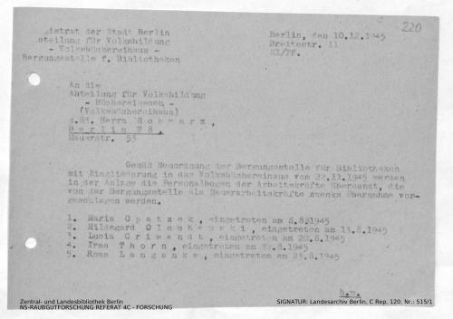 Landesarchiv Berlin, C Rep. 120 Nr. 515/1, Bl. 220