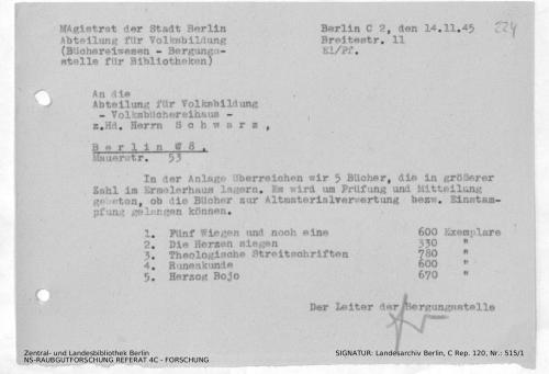 Landesarchiv Berlin, C Rep. 120 Nr. 515/1, Bl. 224