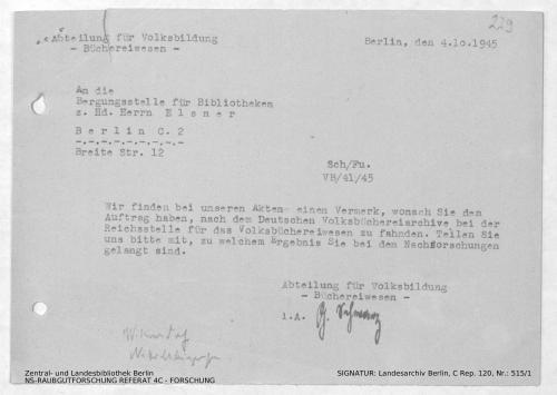 Landesarchiv Berlin, C Rep. 120 Nr. 515/1, Bl. 229