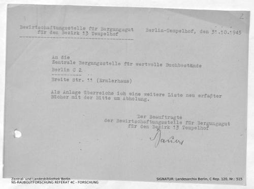 Landesarchiv Berlin, C Rep. 120 Nr. 515, Bl. 2