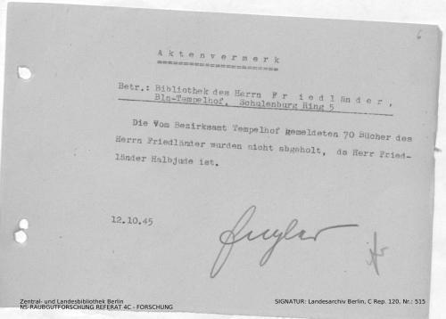 Landesarchiv Berlin, C Rep. 120 Nr. 515, Bl. 6