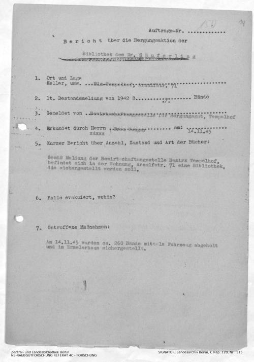 Landesarchiv Berlin, C Rep. 120 Nr. 515, Bl. 14