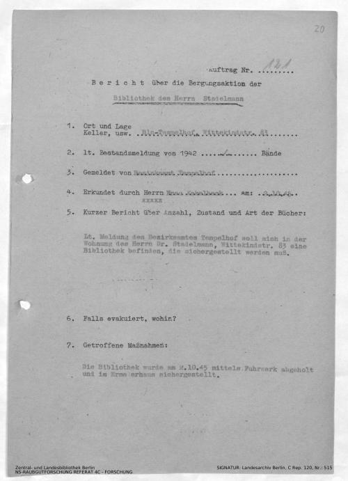 Landesarchiv Berlin, C Rep. 120 Nr. 515, Bl. 20