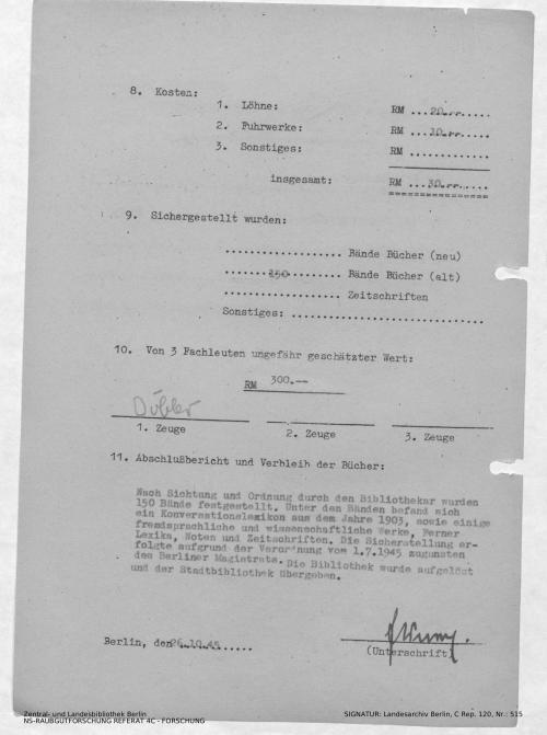 Landesarchiv Berlin, C Rep. 120 Nr. 515, Bl. 21