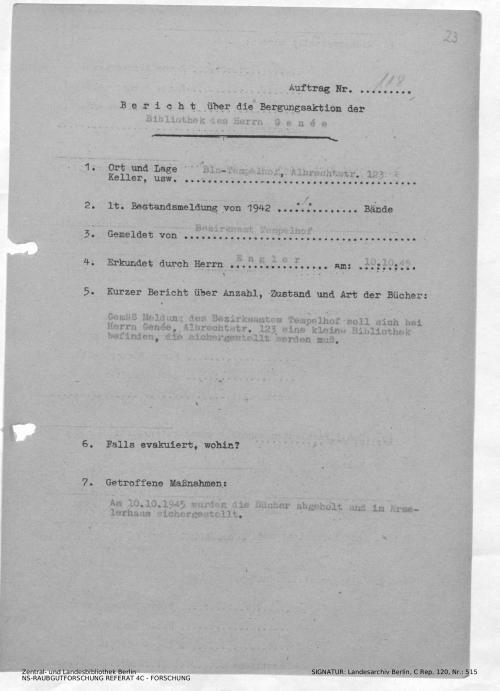 Landesarchiv Berlin, C Rep. 120 Nr. 515, Bl. 23