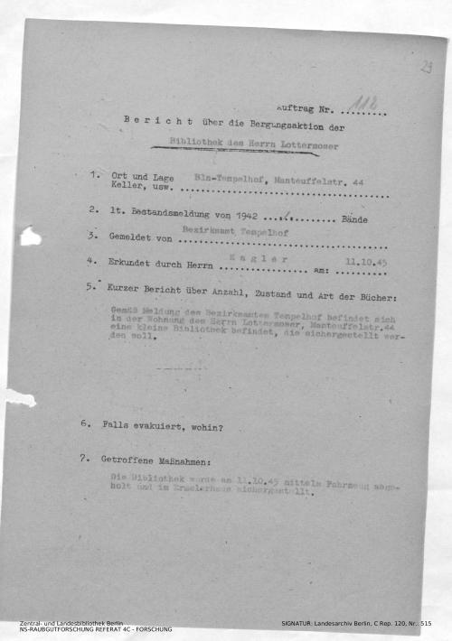 Landesarchiv Berlin, C Rep. 120 Nr. 515, Bl. 29