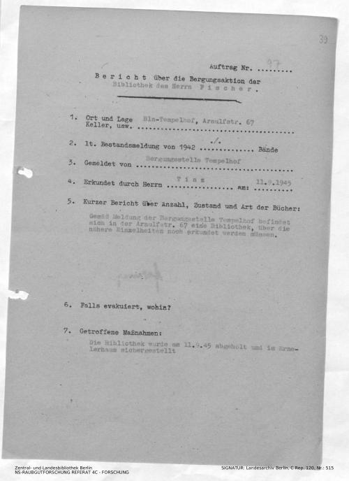Landesarchiv Berlin, C Rep. 120 Nr. 515, Bl. 39