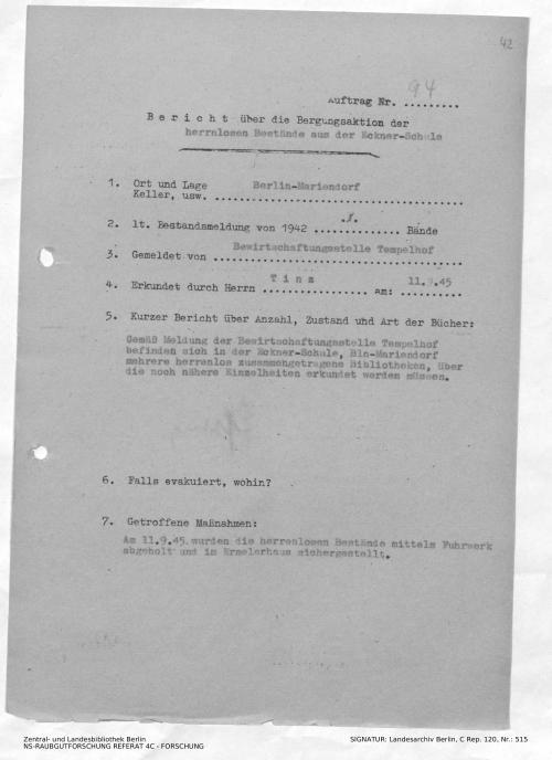Landesarchiv Berlin, C Rep. 120 Nr. 515, Bl. 42