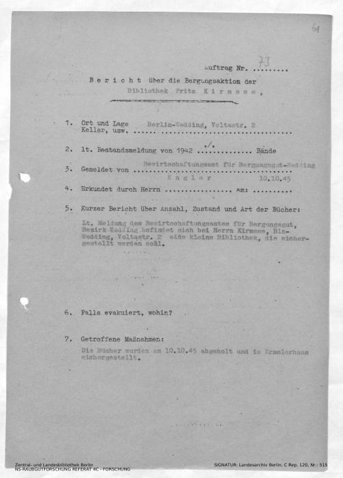 Landesarchiv Berlin, C Rep. 120 Nr. 515, Bl. 61