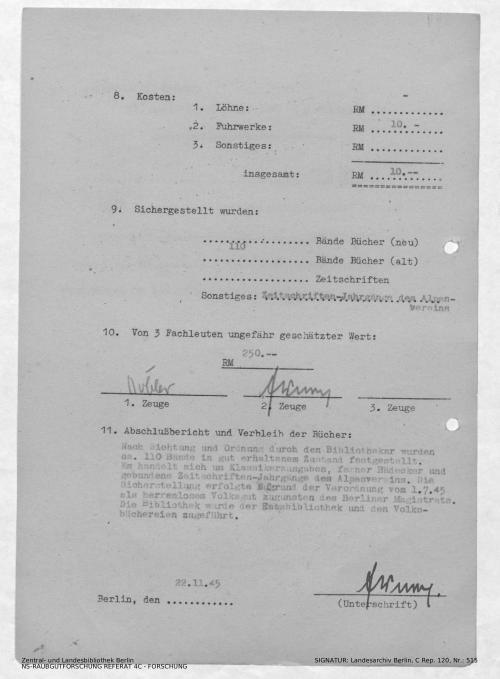 Landesarchiv Berlin, C Rep. 120 Nr. 515, Bl. 64