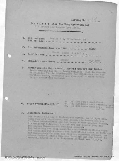 Landesarchiv Berlin, C Rep. 120 Nr. 515, Bl. 72