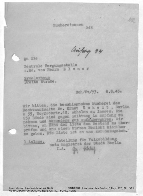 Landesarchiv Berlin, C Rep. 120 Nr. 515, Bl. 102