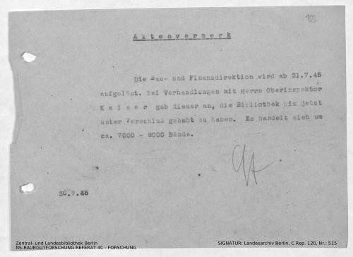 Landesarchiv Berlin, C Rep. 120 Nr. 515, Bl. 103