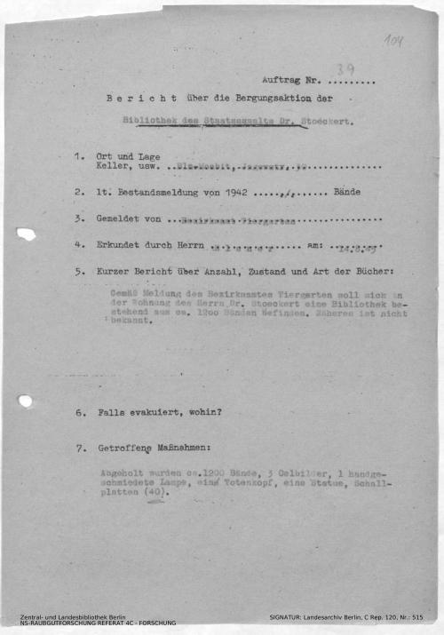 Landesarchiv Berlin, C Rep. 120 Nr. 515, Bl. 104