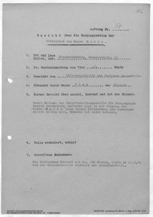Landesarchiv Berlin, C Rep. 120 Nr. 515, Bl. 106