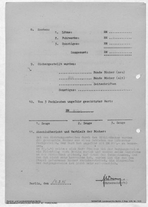 Landesarchiv Berlin, C Rep. 120 Nr. 515, Bl. 108