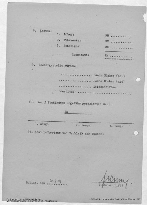 Landesarchiv Berlin, C Rep. 120 Nr. 515, Bl. 118