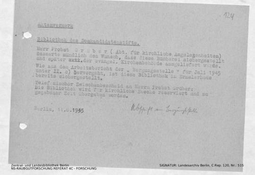 Landesarchiv Berlin, C Rep. 120 Nr. 515, Bl. 124