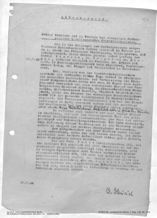 Landesarchiv Berlin, C Rep. 120 Nr. 515, Bl. 129