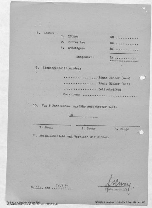 Landesarchiv Berlin, C Rep. 120 Nr. 515, Bl. 134