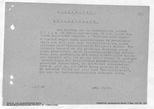 Landesarchiv Berlin, C Rep. 120 Nr. 515, Bl. 135