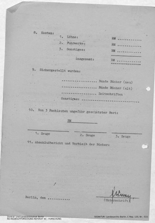 Landesarchiv Berlin, C Rep. 120 Nr. 515, Bl. 150