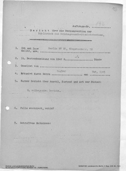 Landesarchiv Berlin, C Rep. 120 Nr. 515, Bl. 153