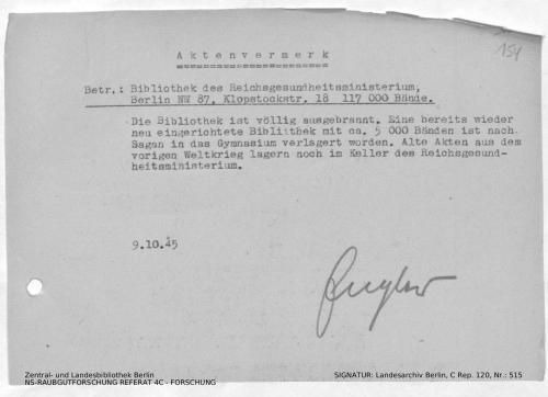 Landesarchiv Berlin, C Rep. 120 Nr. 515, Bl. 154