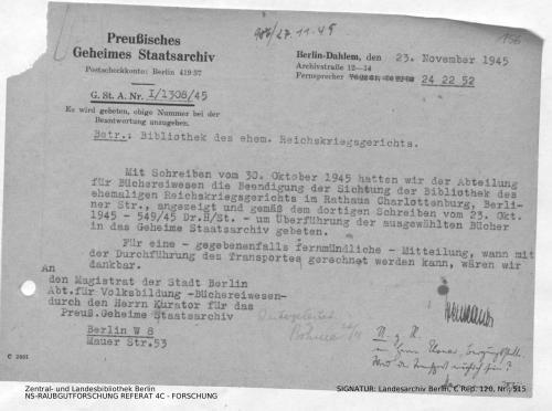 Landesarchiv Berlin, C Rep. 120 Nr. 515, Bl. 156